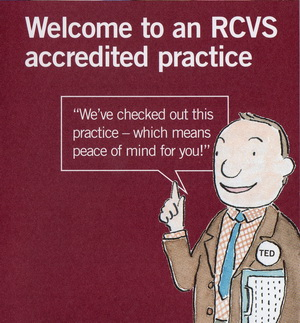 Welcome to an RCVS small animal general practice